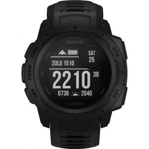 Garmin Instinct Tactical Zwart