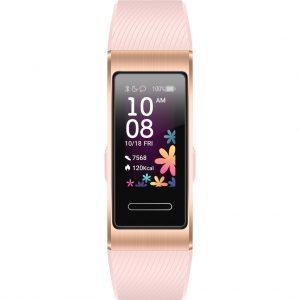 Huawei Band 4 Pro Goud/Roze