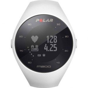 Polar M200 Wit M/L