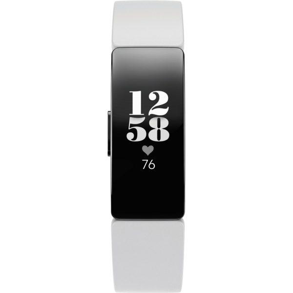 Fitbit Inspire HR Zwart/Wit