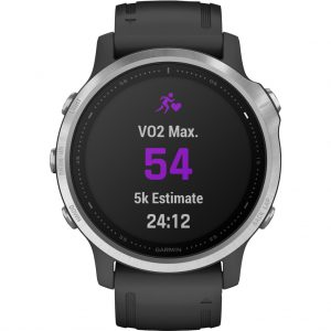 Garmin Fenix 6S – Zwart – 42 mm