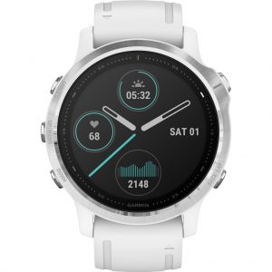 Garmin Fenix 6S – Wit – 42 mm