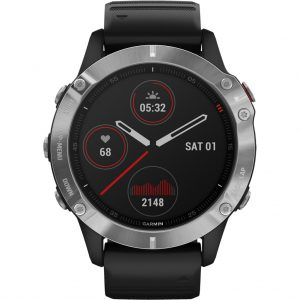 Garmin Fenix 6 – Zwart – 47 mm