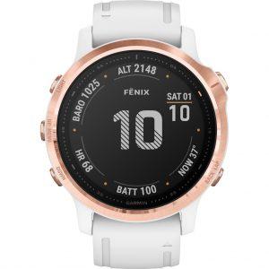 Garmin Fenix 6S PRO – Wit – 42 mm