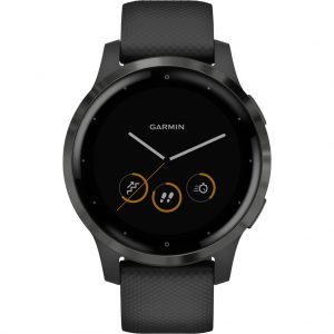 Garmin Vivoactive 4S – Zwart – 40 mm