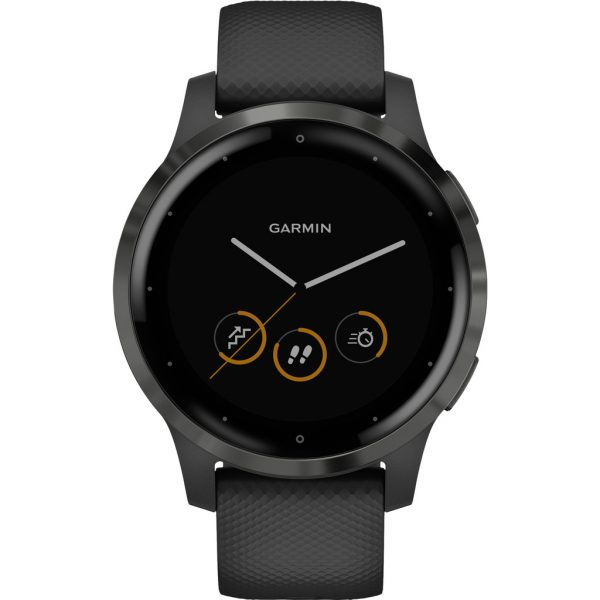 Garmin Vivoactive 4L - Zwart - 45 mm