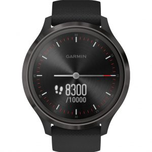 Garmin Vivomove 3 Sport – Zwart – 44 mm