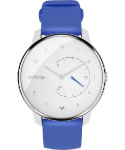 Withings Move ECG Wit/Blauw
