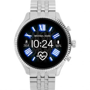 Michael Kors Access Lexington Gen 5 MKT5077 – Zilver