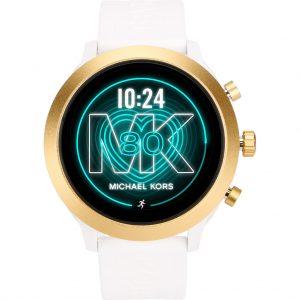Michael Kors Access MK Go Gen 4S MKT5071 – Goud/Wit