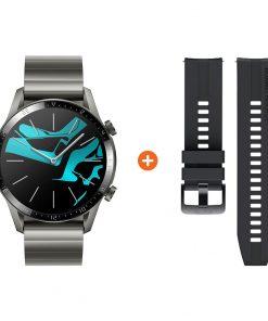 Huawei Watch GT 2 RVS Grijs 46mm
