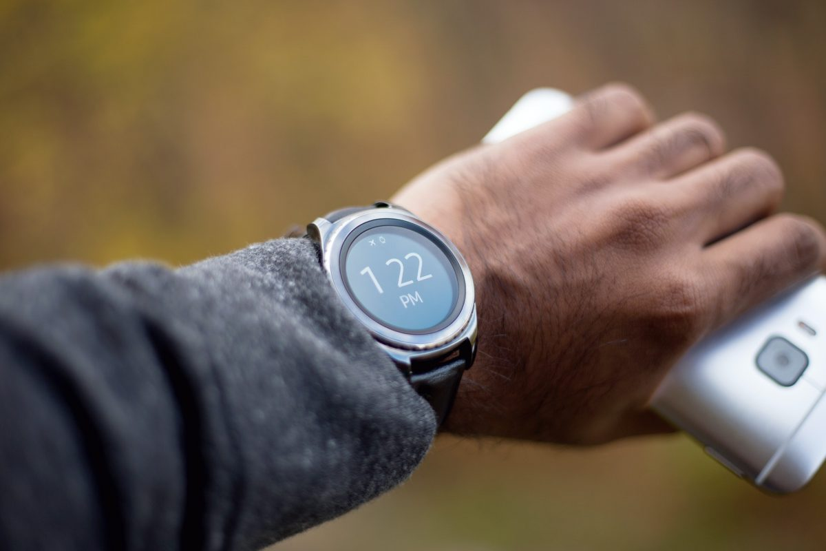 smartwatch heren